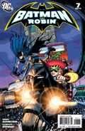 Batman and Robin-7 Cover-2