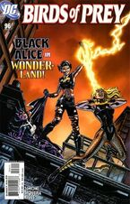 Birds of Prey 96c