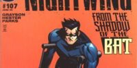 Nightwing (Volume 2) Issue 107