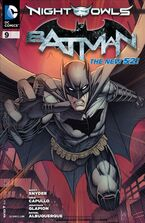 Batman Vol 2-9 Cover-2