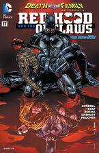 Red Hood and The Outlaws Vol 1-17 Cover-1