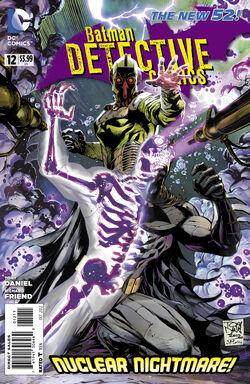 Detective Comics Vol 2-12 Cover-1