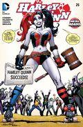 Harley Quinn Vol 2-25 Cover-3