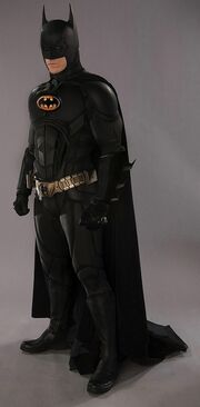 Keaton styled dark knight batsuit by kal el4-d4jt7yl