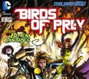 Birds of Prey (Volume 3) Issue 8