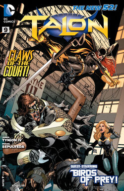 Talon Vol 1-9 Cover-1