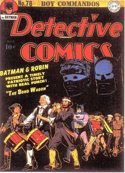 Detective Comics Vol 1-78 Cover-1