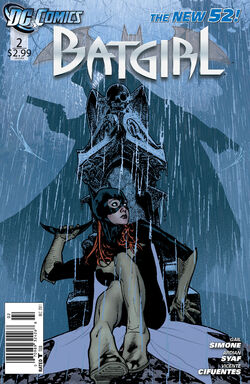 Batgirl Vol 4-2 Cover-1