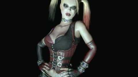 Batman Arkham City - Game Over Harley Quinn