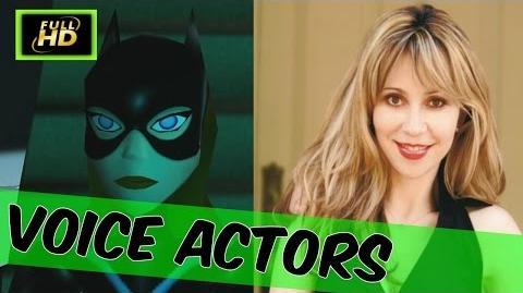 Batman Vengeance Characters and Voice Actors - Batman Vengeance Cutscenes