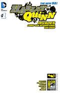 Harley Quinn Invades Comic Con International San Diego Vol 2-1 Cover-5