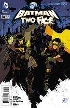 Batman and Robin Vol 2-28 Cover-2