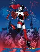 Harley Quinn Vol 2-16 Cover-1 Teaser
