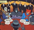 The False Face Society (Batman Adventures)