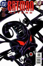 Batman Beyond V1 06 Cover