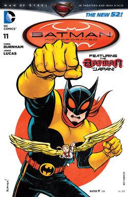 Batman Incorporated Vol 2-11 Cover-1
