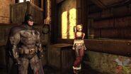 Batman-an-harley