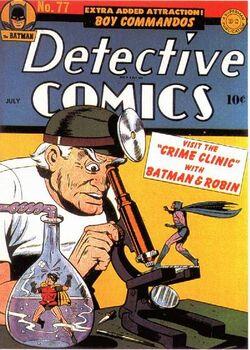 Detective Comics Vol 1-77 Cover-1
