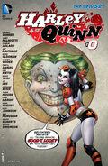 Harley Quinn Vol 2-0 Cover-1