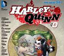 Harley Quinn (Volume 2) Issue 0