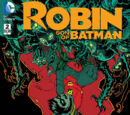 Robin: Son of Batman (Volume 1) Issue 2
