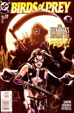 Birds of Prey 78c