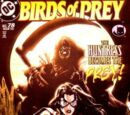 Birds of Prey Issue 78