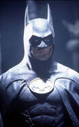 Michael Keaton as Batman (1989)