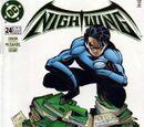 Nightwing (Volume 2) Issue 24