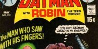 Batman Issue 231