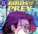 Birds of Prey Issue 2