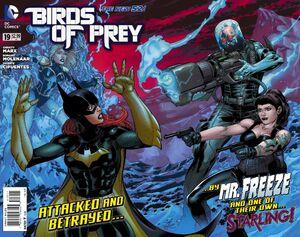 Birds of Prey Vol 3-19 Cover-1