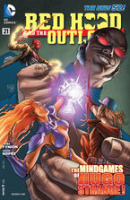 Red Hood and The Outlaws Vol 1-21 Cover-1