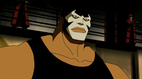 Bane Young Justice