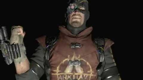 Batman Arkham City - Game Over Deadshot