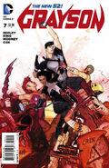 Grayson Vol 1-7 Cover-1