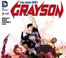 Grayson (Volume 1) Issue 7