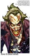 JokerB face