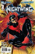 Nightwing Vol 3-1 Cover-1