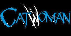 Catwoman vol4 logo