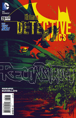 Detective Comics Vol 2-39 Cover-1