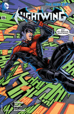 Nightwing Vol 3-19 Cover-2