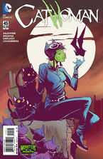 Catwoman Vol 4-45 Cover-2