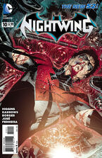 Nightwing Vol 3-10 Cover-1