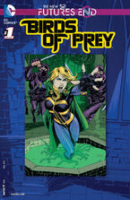 Birds of Prey Vol 3 Futures End-1 Cover-1