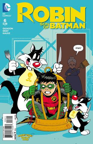 File:Robin Son of Batman Vol 1-6 Cover-2.jpg
