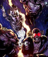 Black Lantern Scarface
