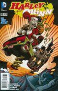 Harley Quinn Vol 2-8 Cover-2