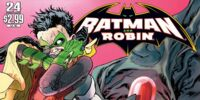 Batman and Robin (Volume 1) Issue 24