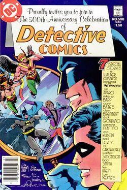 Detective Comics Vol 1-500 Cover-1